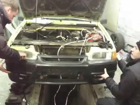 Upgrade VAZ 2114. Обвес ВАЗ 2114