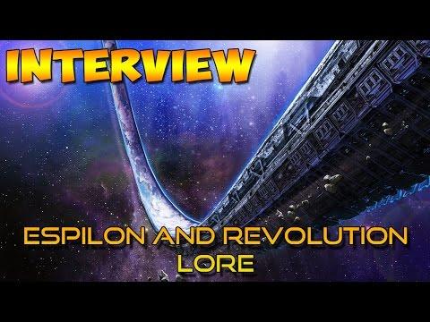 Interview: Epsilon and Revolution Lore