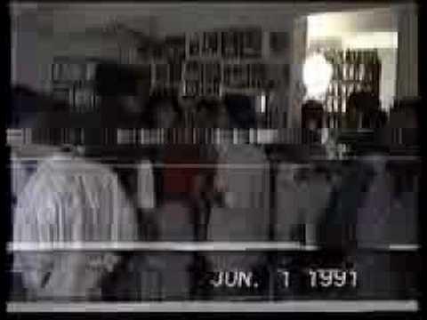Panama Party June 1991