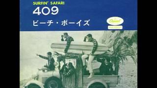 ビーチ・ボーイズ The Beach Boys/サーフィン・サファリSurfin' Safari...