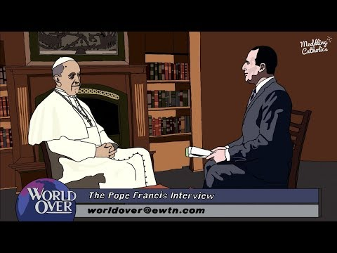 Pope Francis: The Pope of Insults (Clip 3 - World Over Satire) from YouTube · Duration:  58 seconds