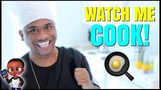 Cooking Non Edible Food | DIY FAIL? | Alonzo Lerone