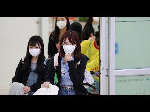 180521 HKT48 미야와키 사쿠라(宮脇咲良) (프로듀스48, 김포공항 입국)