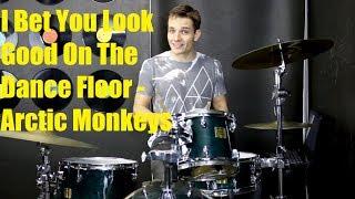 I Bet You Look Good On The Dance Floor Drum Tutorial - Arctic Monkeys