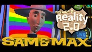 AFL300 Games Sam And Max Reality 2.0  Season 1 episode 5