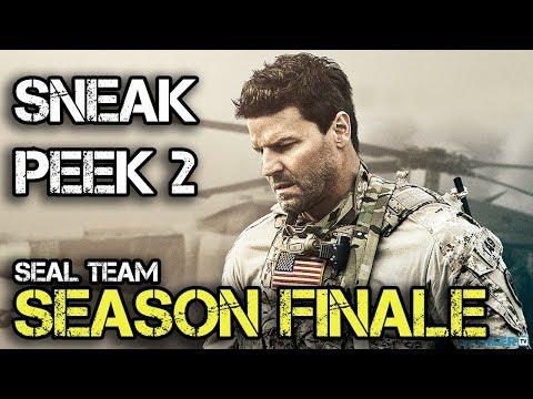 SEAL Team 1x22 Sneak Peek 2