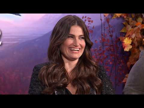 Frozen 2 | Album Launch Q&A Event With Idina Menzel, Josh Gad And Jonathan Groff