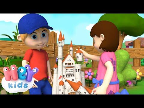 Oh Che Bel Castello - CanzoniPerBimbi.it - Canzoni per Bambini Piccoli
