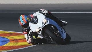 ducati 959 panigale on board lap   first ride  motorcyclenews com