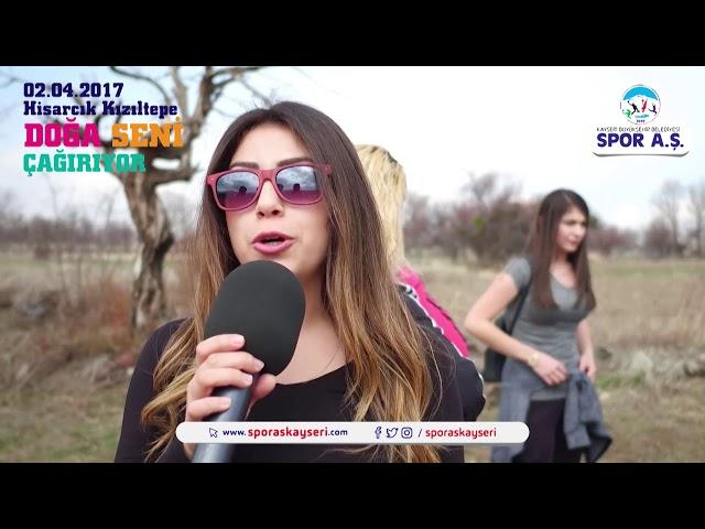 Doğa Seni Çağırıyor  Hisarcık Kızıltepe Yürüyüşü Katılımcı Röportajları II