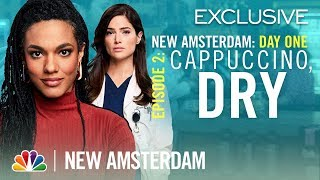 New Amsterdam Day One: Ep. 2 - Cappuccino, Dry (Digital Series)