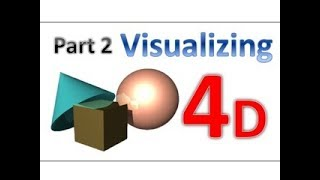 Visualizing 4D Geometry - A Journey Into the 4th Dimension [Part 2] thumbnail