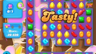 Candy Crush Soda Saga Level 72