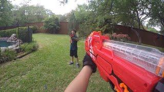 Nerf War: Easter Battle 3 (First Person Shooter)