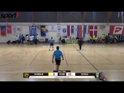 Lokomotiva Cup: Gorenje - Izviđač