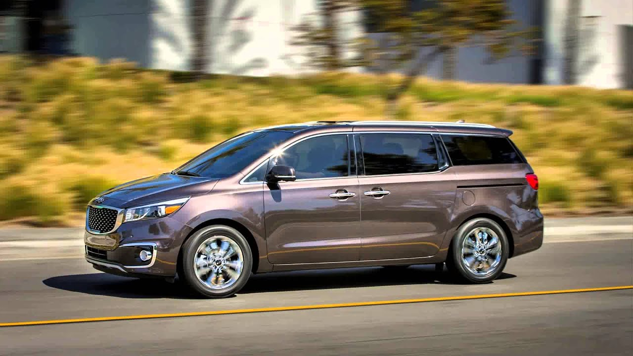 2015 Model New Kia Grand Carnival Youtube