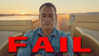 EPIC SPLIT FAIL Feat. Van Damme - Volvo Truck Split Commercial