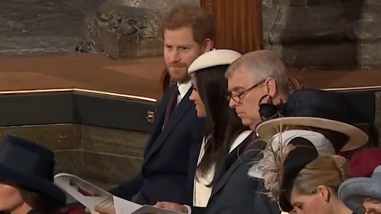 Фатени на дело: Принцот Хари и Меган Маркл се исмејуваа по настапот на Лиам Пејн