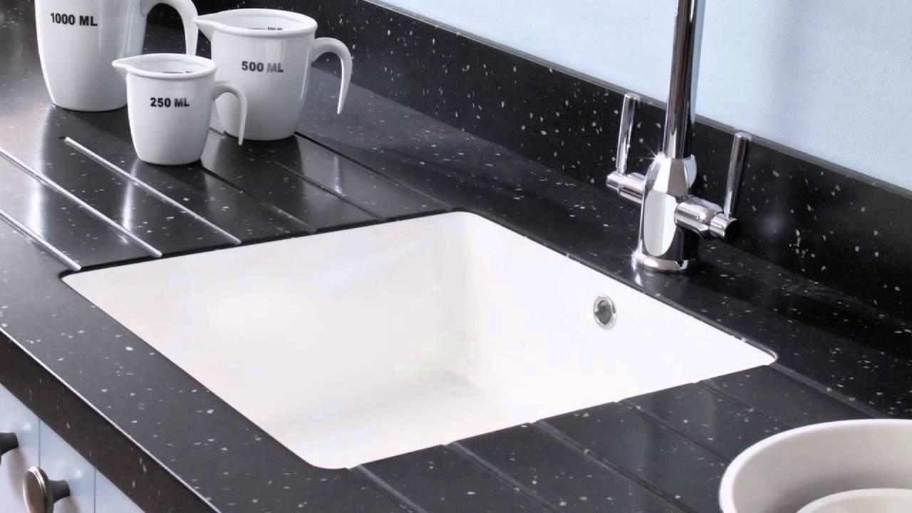 BUSHBOARD ENCORE Acrylic Sinks