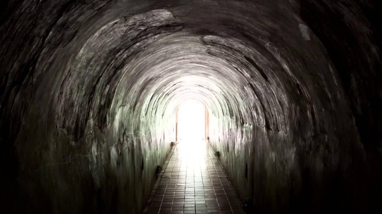 А вы видели свет в конце тоннеля? - YouTube