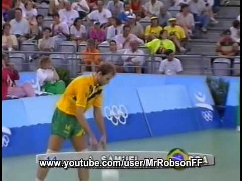Barcelona 1992 - Final Masculina - Brasil x Holanda
