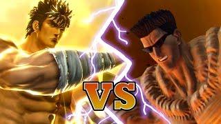 kenshiro vs toguro