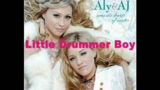 Watch Aly  Aj Little Drummer Boy video