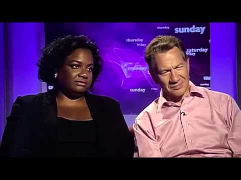 Diane Abbott is accused of hypocrisy and racism by Andrew Neil.
