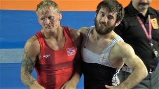 Greco-Roman Wrestling - Norway vs Georgia