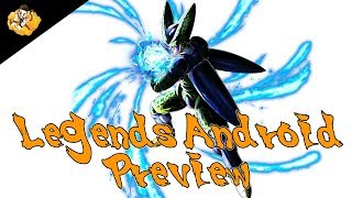 New Android 18 Banner Preview Dragon Ball Legends DB DBL