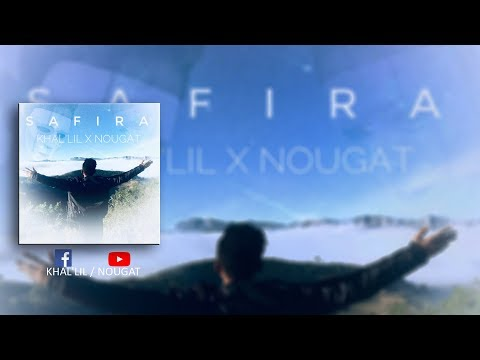 Khal'lil X Nougat - Safira (Official Audio) 2019