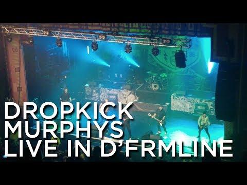 2017-06-27 'Dropkick Murphys' @ Alhambra Theatre, Dunfermline, UK