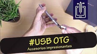 2 accesorios OTG infaltables - Internet super rápido en tu smartphone