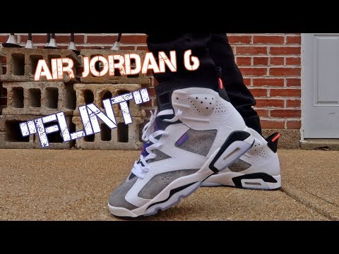 "*UNRELEASED* AIR JORDAN 6 ""FLINT"" / ""NOSTALGIA"" *FIRST LOOK* (+ ON FOOT) 