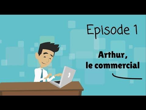 Découvrez le CRM dédié aux commerciaux avec Arthur, le commercial