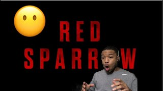 RED SPARROW!! Official Trailer TEASE!!🔥 *reaction*