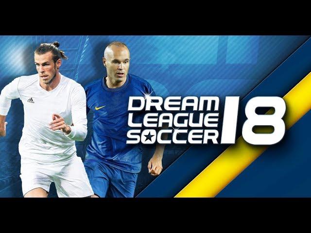 download game dream league soccer 2018 mod apk versi terbaru