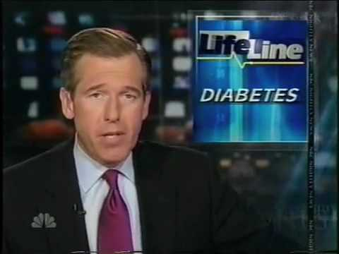 Life Line, NBC: Dr. Richard Burt — Type 1 Diabetes and Stem Cell Immunotherapy