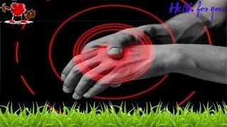 Da punho mão dor e aguda na palma