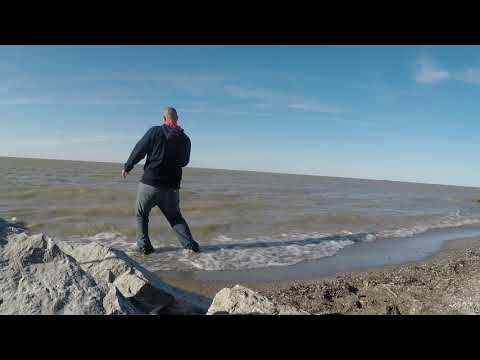 Lake Erie Surf Fishing