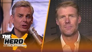 Alexi Lalas joins Colin Cowherd to talk about Christian Pulisic | SOCCER | THE HERD