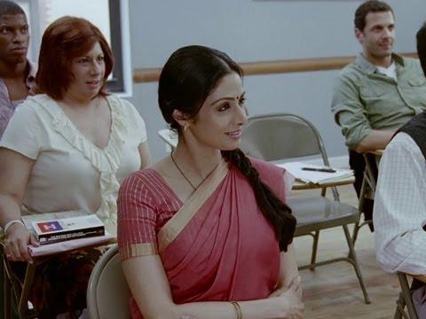 Shashi finishes the task | English Vinglish | Sridevi Best Movie