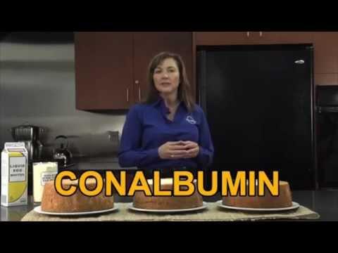 Las propiedades de espumado de los productos de huevo