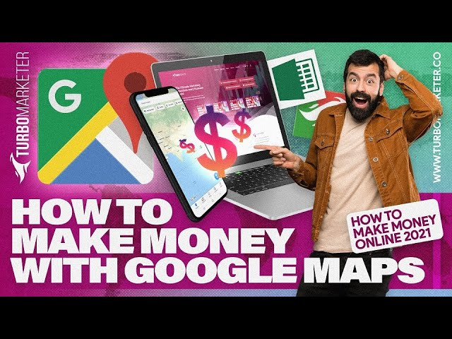 How To Make Money With Google Maps | How To Make Money Online 2021