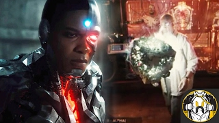 Cyborg is a Mother Box: What Does this Mean?