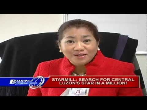 STARMILL: SEARCH FOR CENTRAL LUZON'S STAR IN A MILLION!