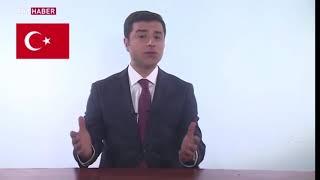 Selahattin Demirtaş'ın TRT Konuşmasi 17 06 2018