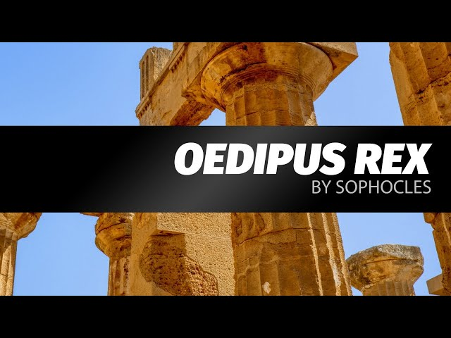 Oedipus Rex by Sophocles | LIVE play reading