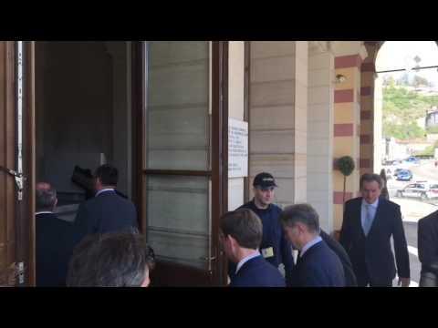 Premijer Slovenije, Miro Cerar, prošetao sarajevskom Baščaršijom