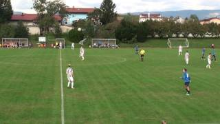 1.SML U19 (l.97/98); Bilje : Šampion (1:4) 11.krog